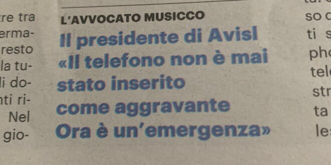 Incidenti mortali in Lombardia, l'intervista de Il Giorno al presidente di Avisl